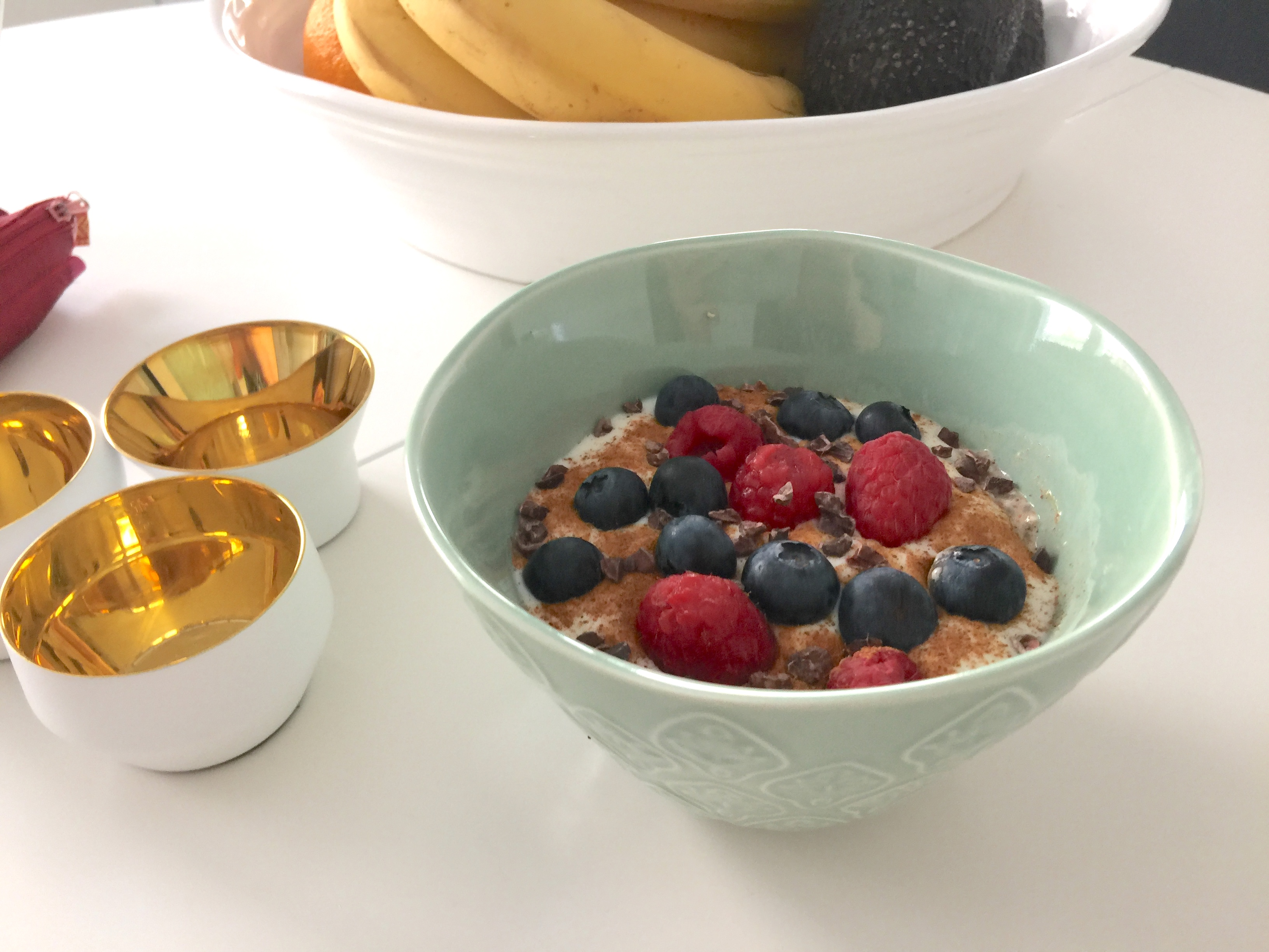 recette petit d jeuner vegan overnight oats le carnet d 39 anne so. Black Bedroom Furniture Sets. Home Design Ideas