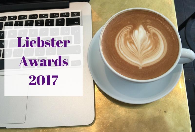 Le carnet d'anne-so - vegan - Liebster Awards2017
