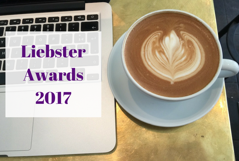 Le carnet d'anne-so - vegan - Liebster Awards2017