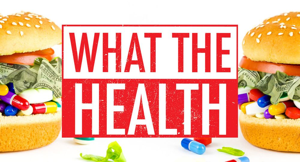 Le carnet d'Anne-So - What the health - documentaire pro vegan