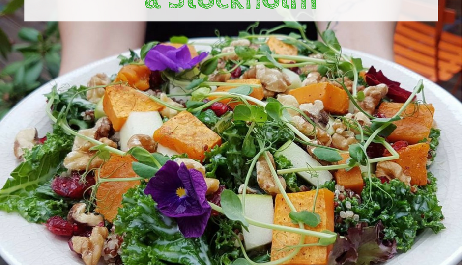 Le carnet d'anne-so - meilleurs restaurants vegan Stockholm