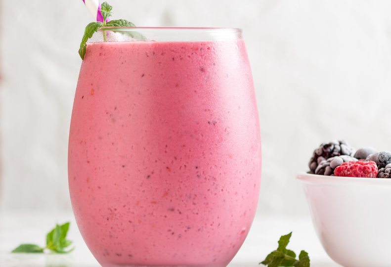Copy of Smoothie à IG bas